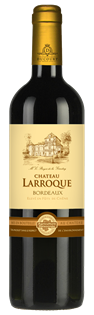 Chateau Larroque Bordeaux 2009 750ml -...